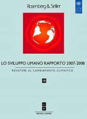 Lo sviluppo umano Rapporto 2007/2008 - Resistere al cambiamento climatico [supervisione della traduzione]